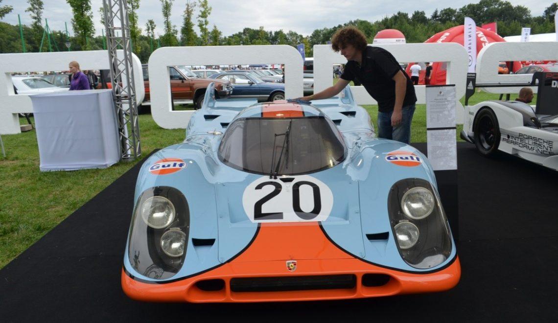Ile warte jest Porsche 917?