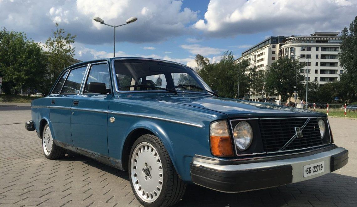 Totalnie użyteczny i niezawodny: Volvo 244