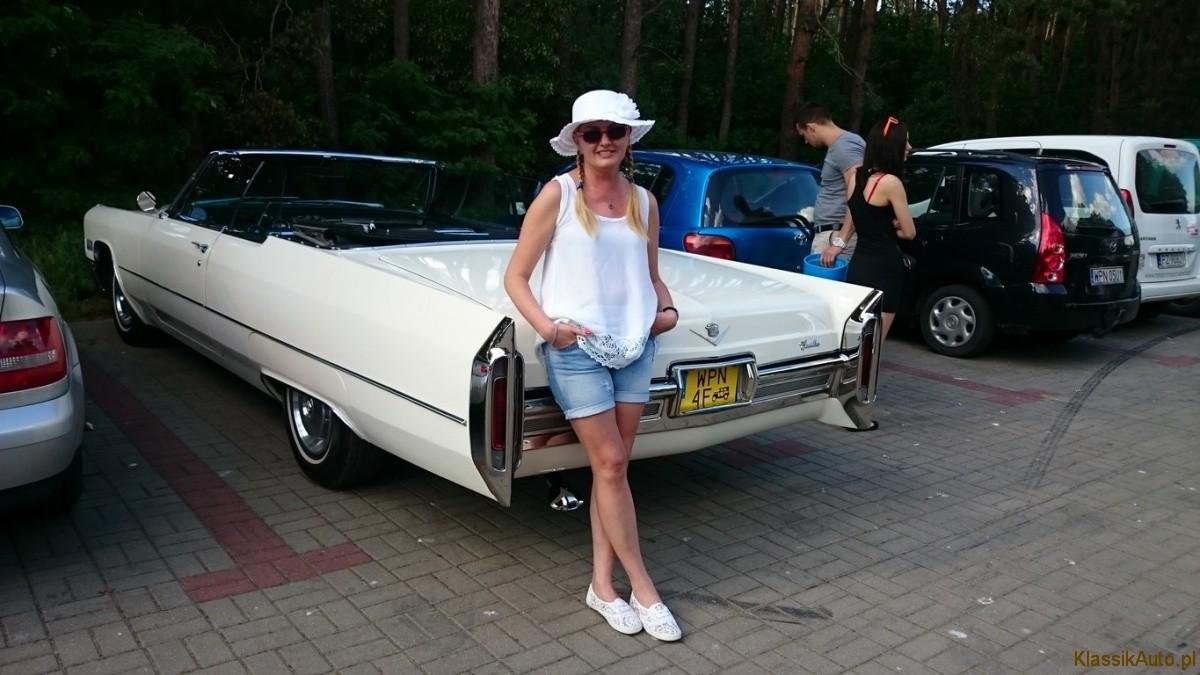 Kobiecy styl Cadillac (2)