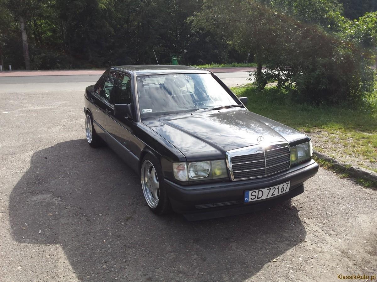 Marcin Kula -Mercedes 190 (12)