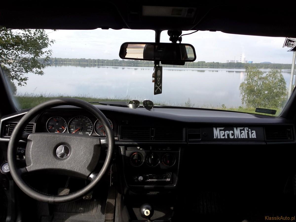 Marcin Kula -Mercedes 190 (5)