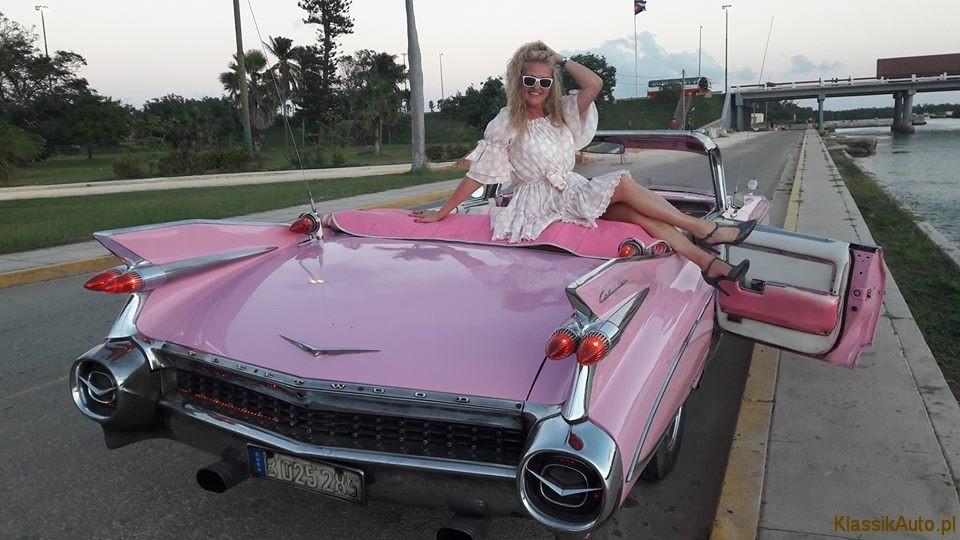 Women Cadillac De Ville