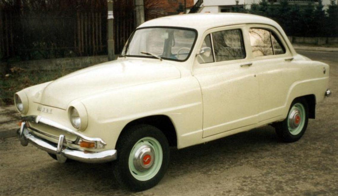 Pamiętna jaskółka: Simca Aronde A90