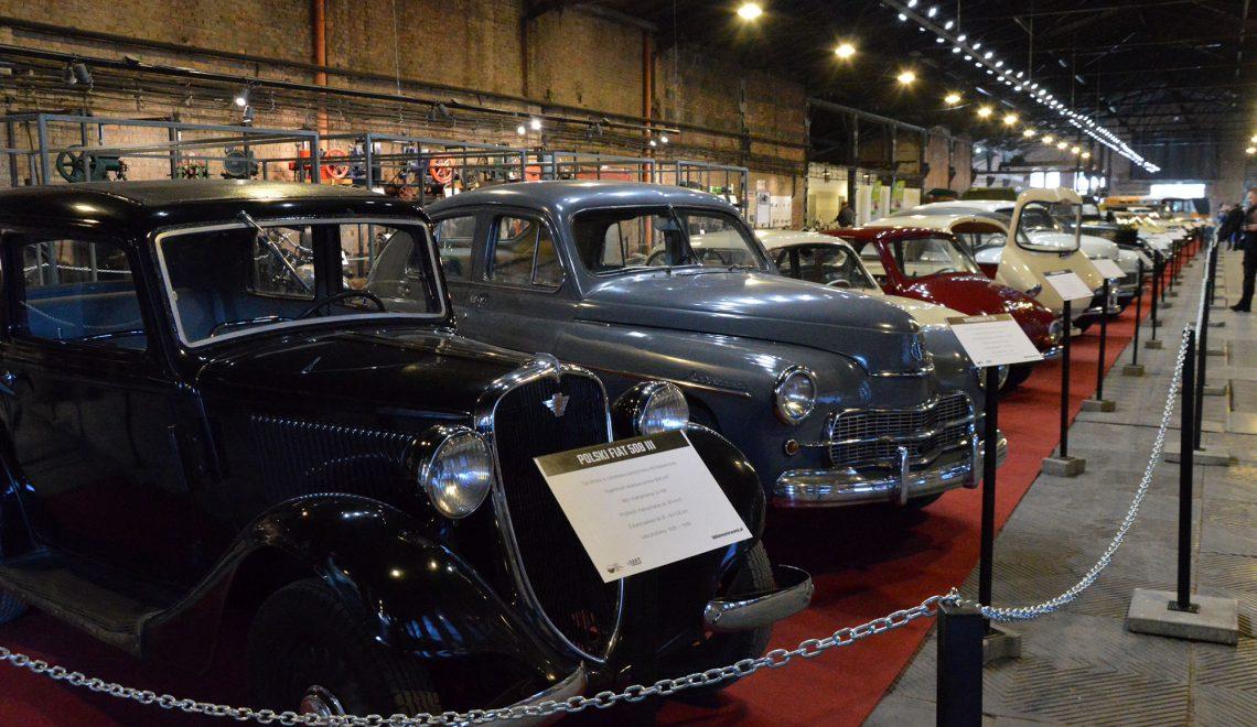 100 lat motoryzacji w Polsce: wystawa