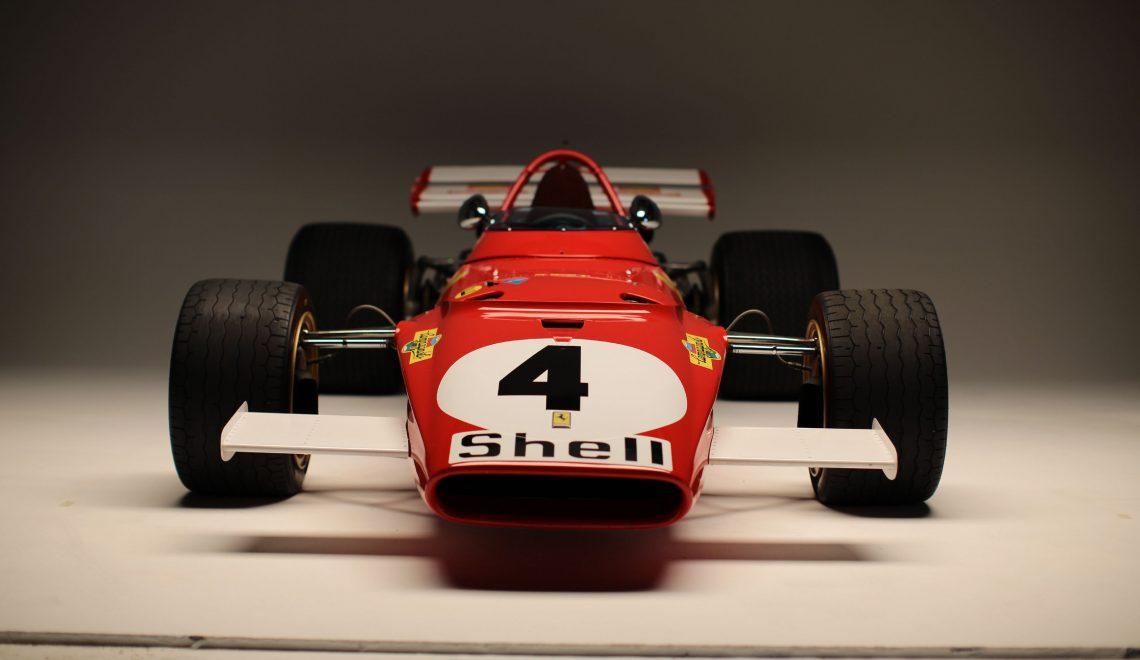 Świetny film na ekranie: Ferrari 312B