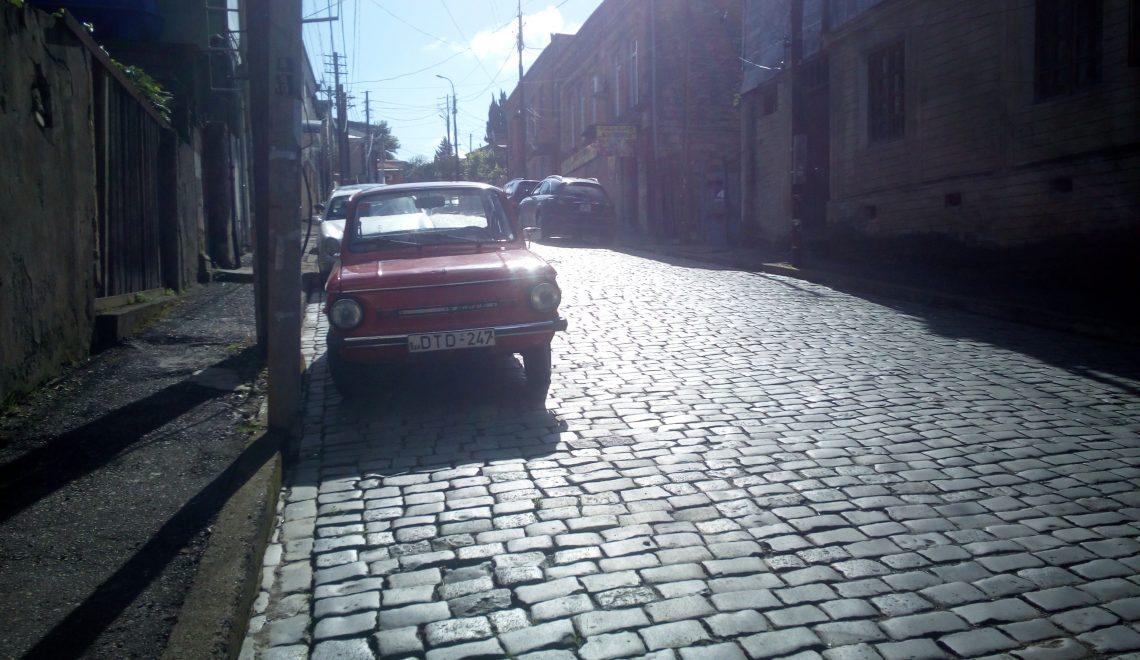 Jakie są samochody w Gruzji?