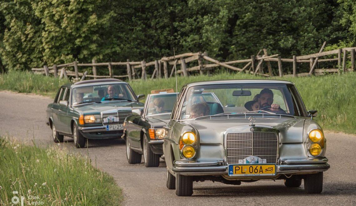 StarDrive Poland 2018 – XVII Zlot Zabytkowych Mercedesów w Lublinie
