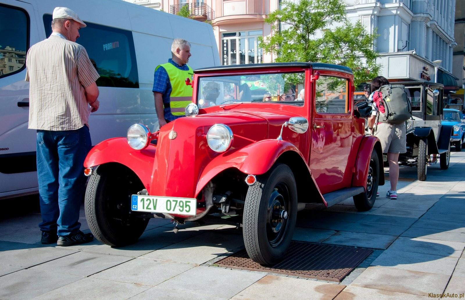 Veteran Rallye Ostrava 2018 - KlassikAuto.pl