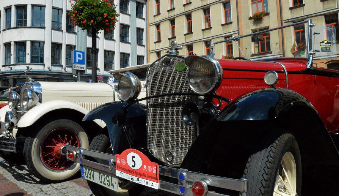 41 Międzynarodowy Beskidzki Rajd Pojazdów Zabytkowych