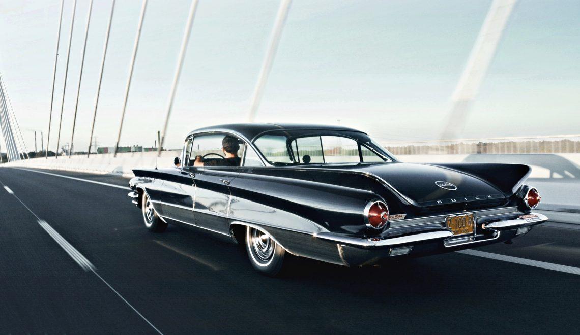Jak znalazłem i restaurowałem Buicka Electra 225?