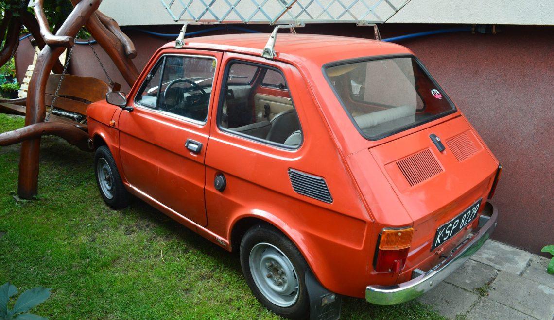 Czy to była okazja? Fiat 126