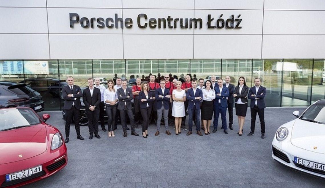 Porsche Łódź