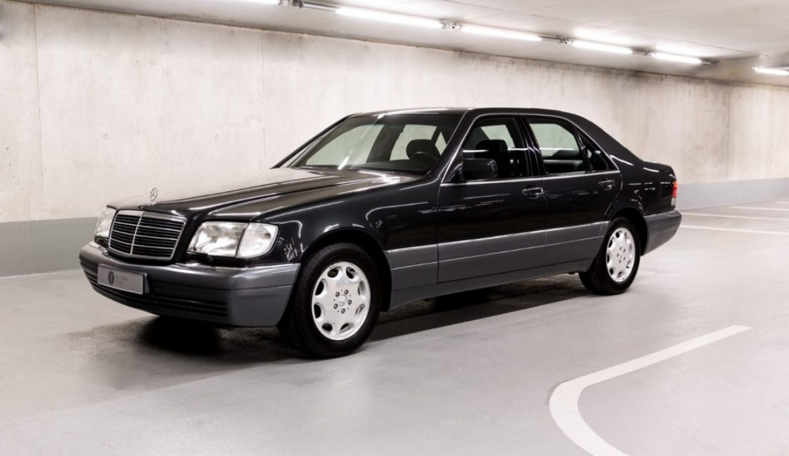 Mercedes W140 kombi?