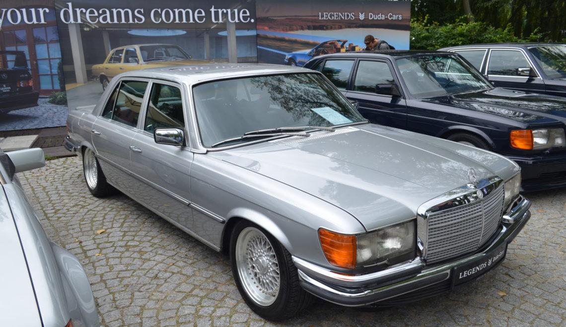 Nad-Mercedes 450 SEL 6,9 litra