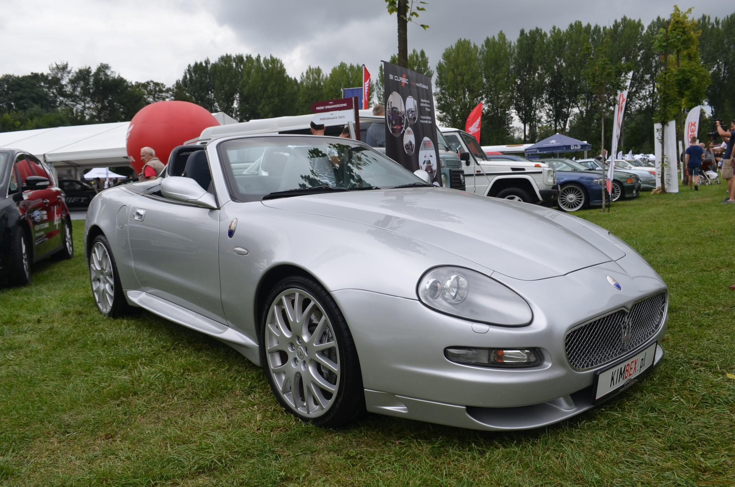 1 z 90 - Maserati Gransport Spyder - KlassikAuto.pl