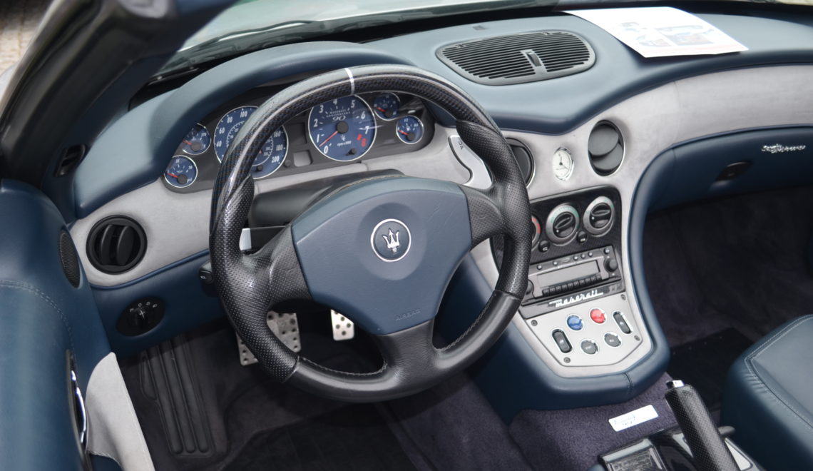 1 z 90 – Maserati Gransport Spyder