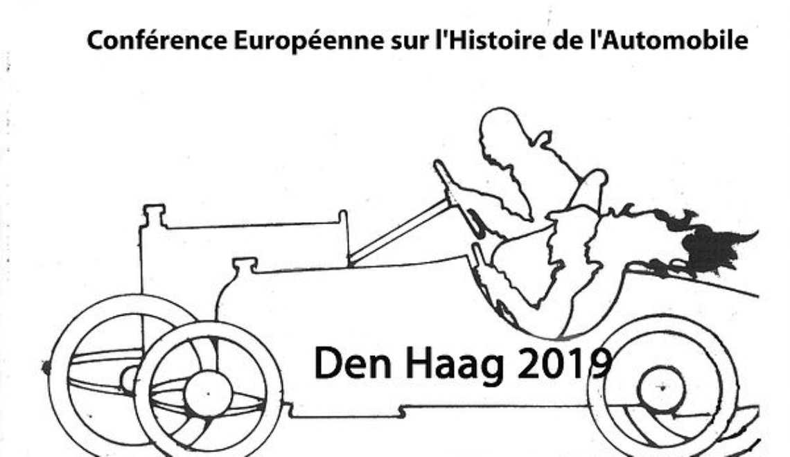 European Conference for Automotive History Den Haag 2019