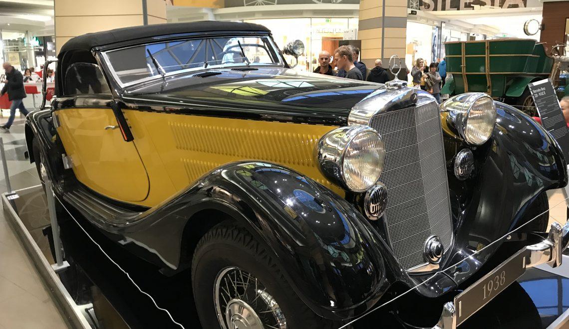 Mercedes-Benz Show: lista obecności