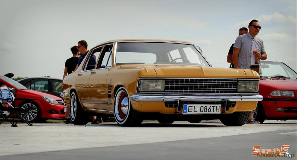 Oldstyle: Opel Admiral