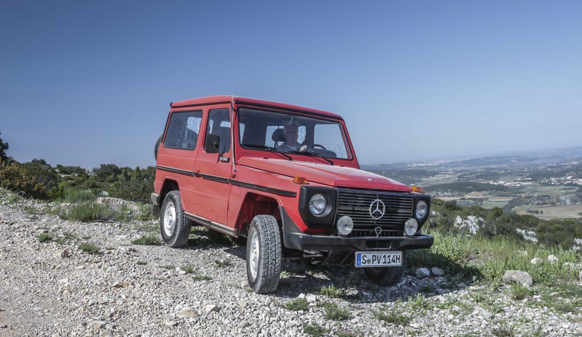 40-lecie Mercedesa Klasy G