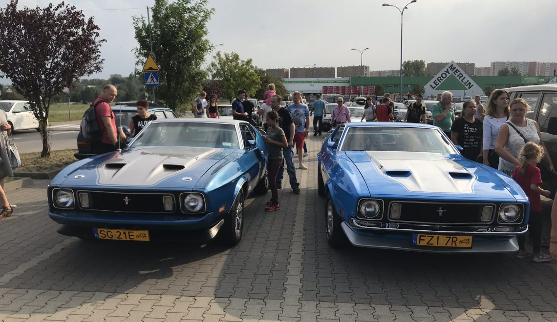 Warto kupić: Forda Mustanga Mach I ?