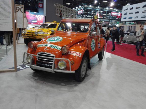 Citroen na Retro Mobile Paryż - KlassikAuto.pl