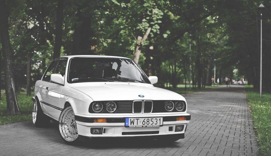 BMW E30 i 240 km/h