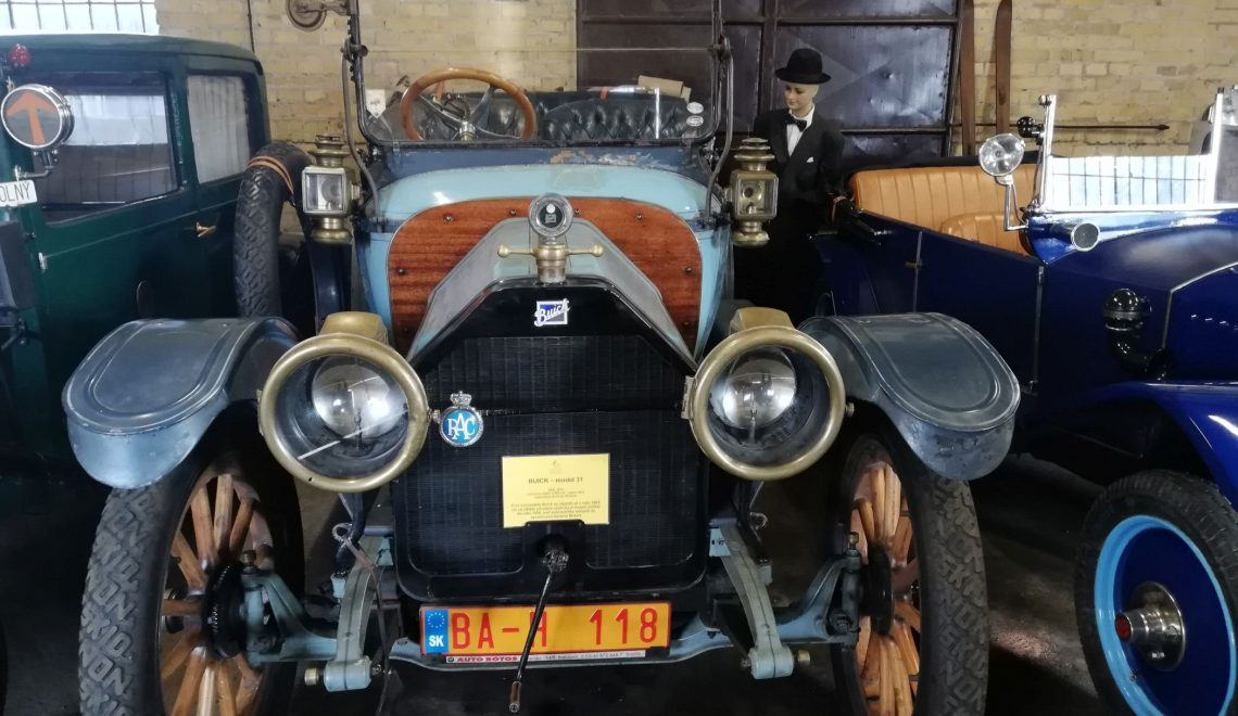 Muzeum Transportu w Bratysławie