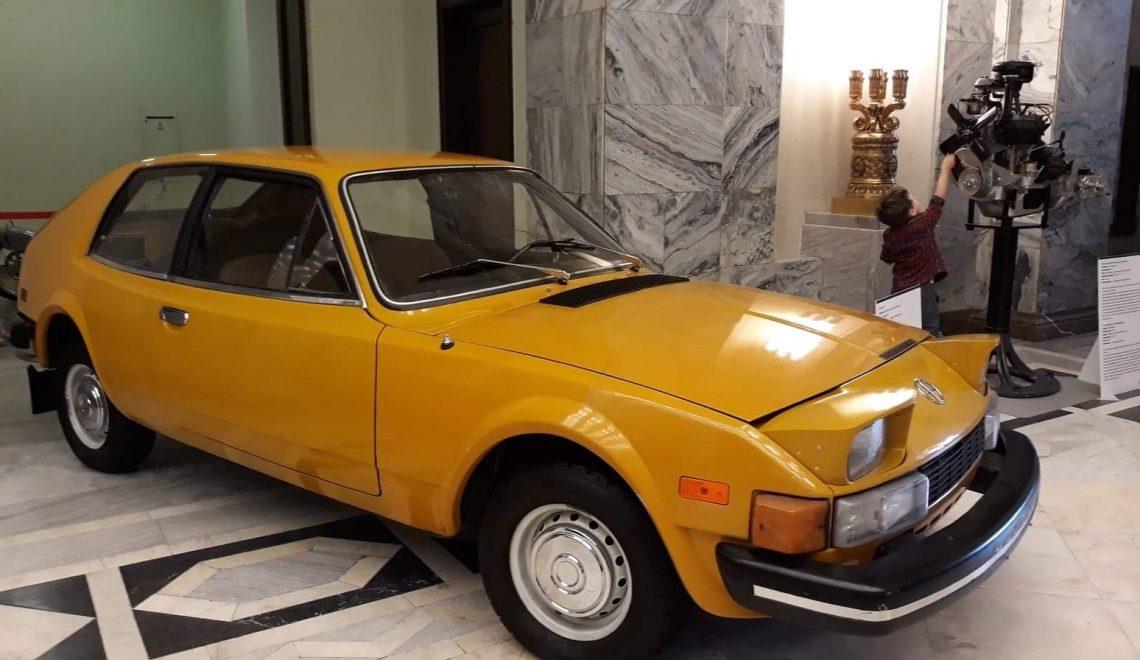 Sportowa wersja Fiata 125p: Ogar 1500. Znacie?