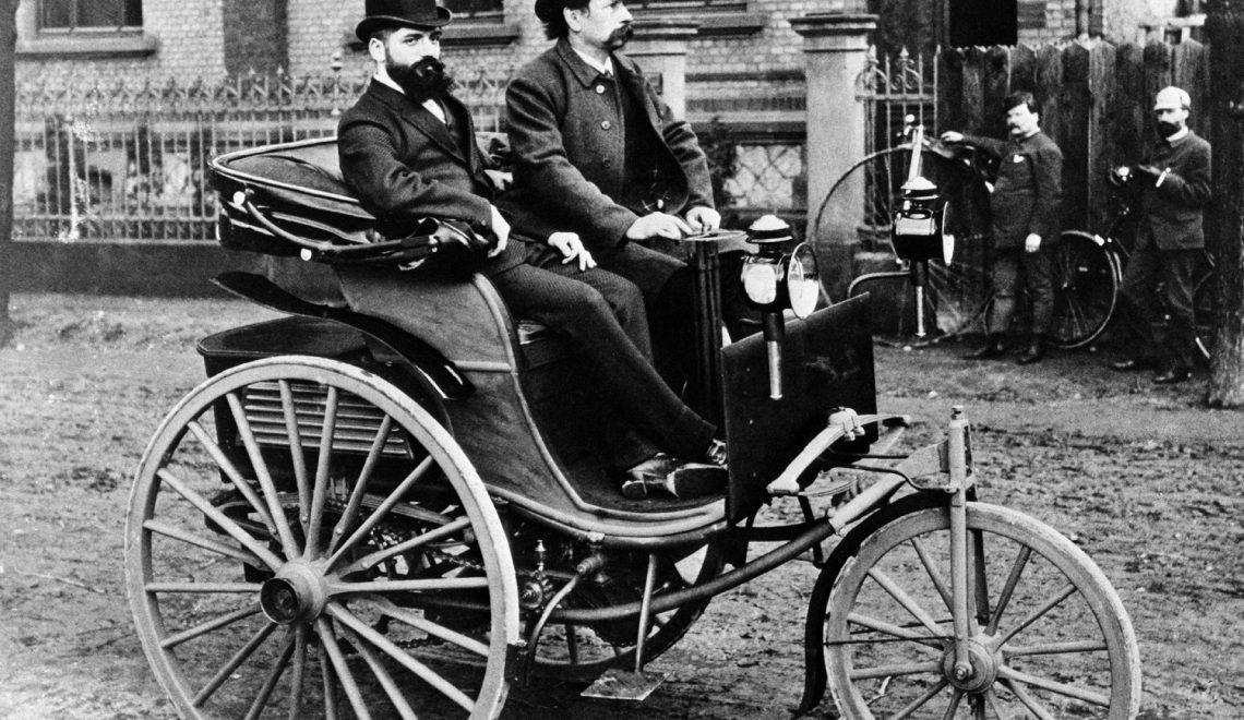 Gottlieb Daimler i Carl Benz