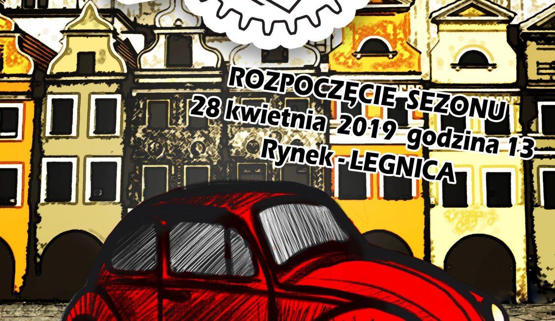 Rozpoczęcie sezonu: Legnickie Klasyki 2019