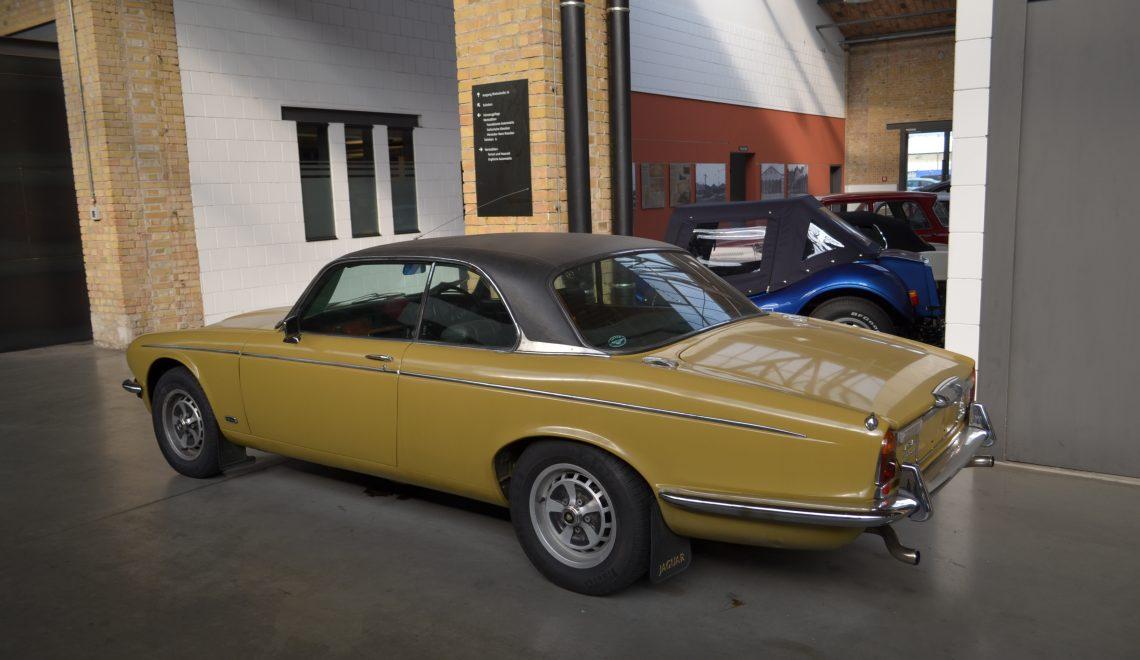 Niedoceniony Jaguar XJ-C