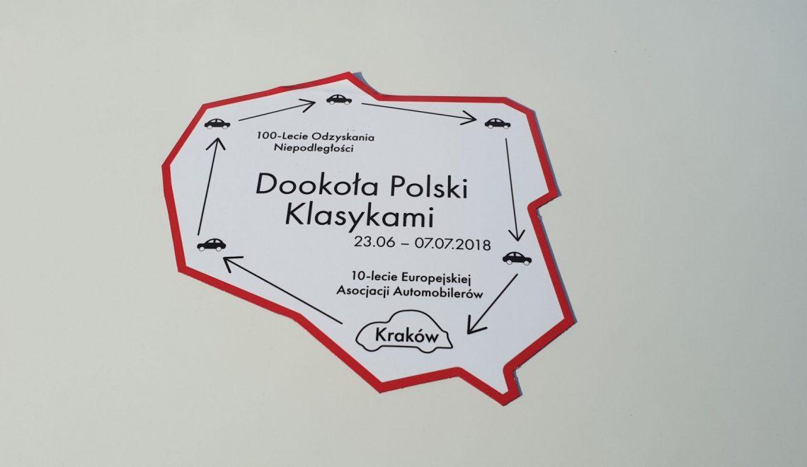 """""""Klasycznie"""" w dwa tygodnie dookoła Polski – to już rok"""