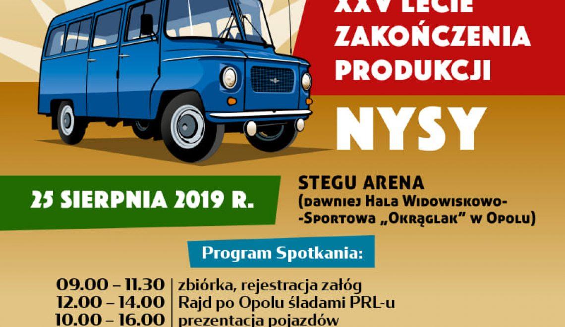 Wkrótce: Opolski Zjazd Pojazdów PRLu