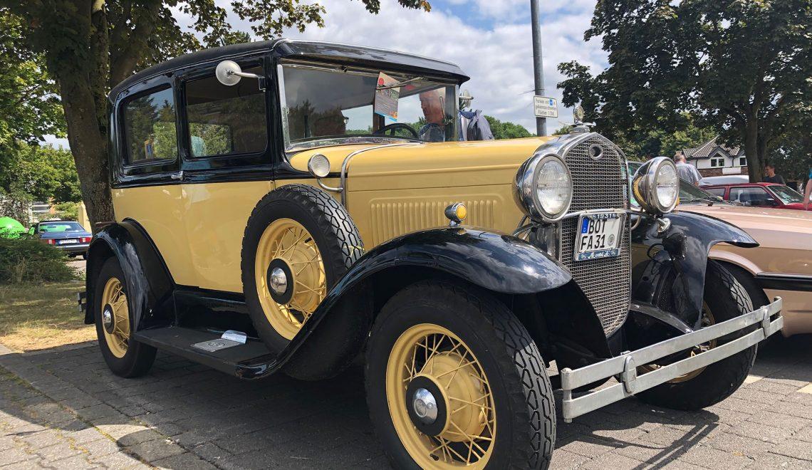Classic cars w Kirchhellen 2019 r.