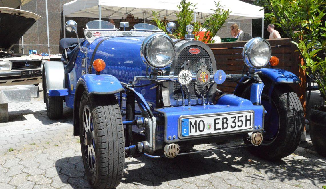 Classic Cars & Caravans 2019 w Niederkassel