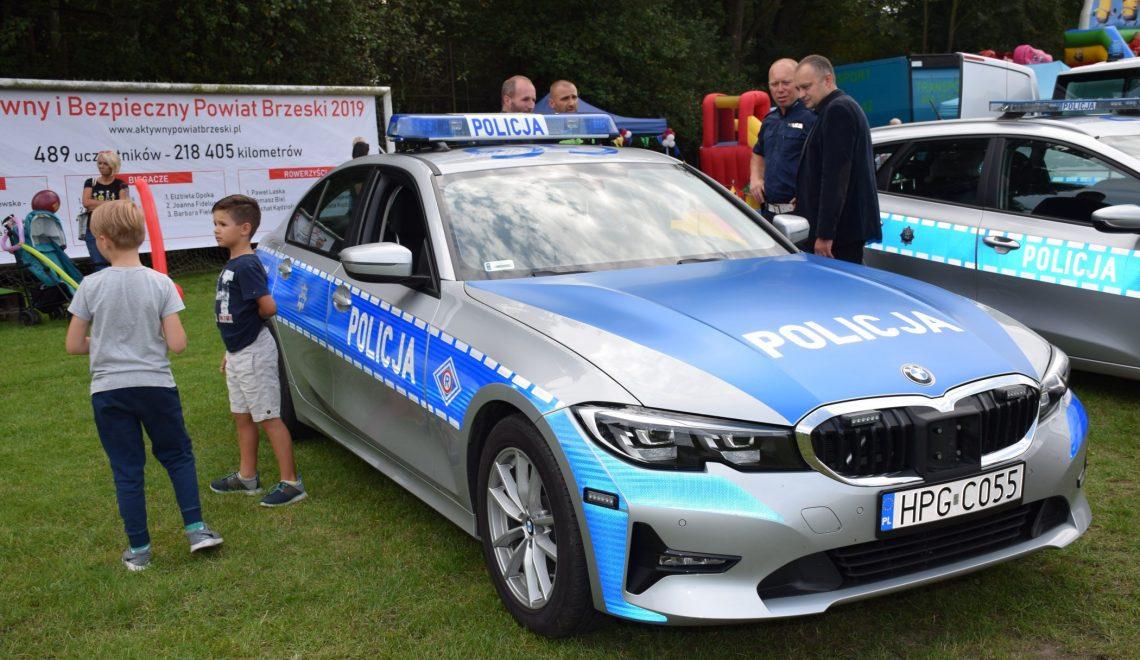 Aktywnie i Bezpiecznie na 100-lecie Policji: piknik rodzinny w Jadownikach