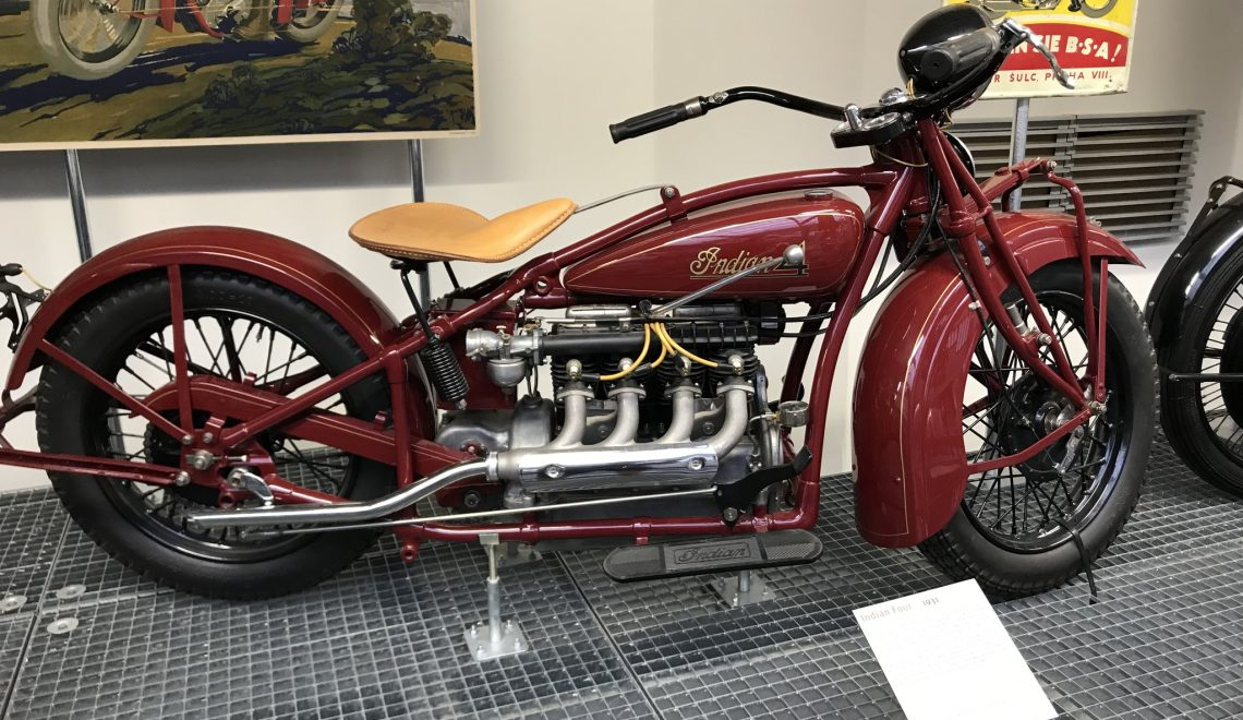 Indian Four, 1931