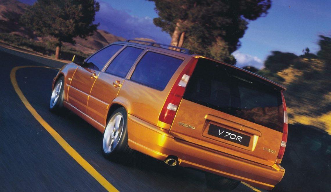Historia bezpieczeństwa Volvo