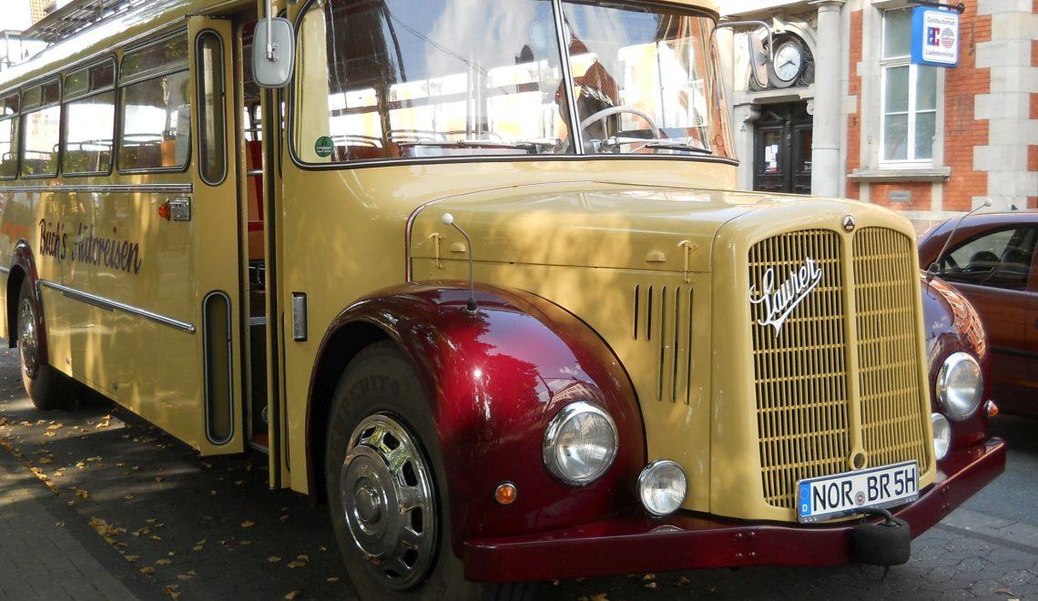 "Zlot pojazdów ""Oldtimer + Fachwerk"" w Celle"