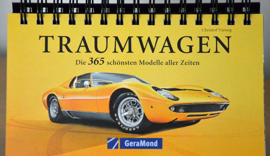 Motoryzacyjny kalendarz na każdy rok – pomysł na prezent dla każdego :)