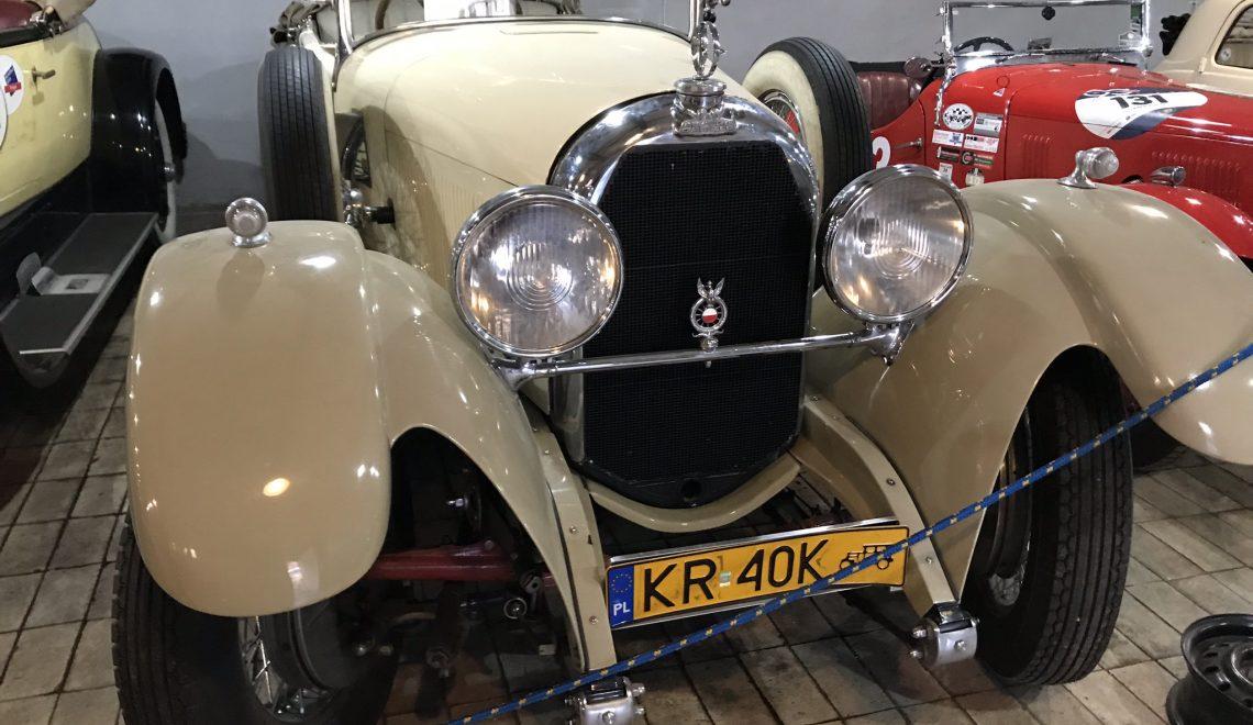 Austro Daimler ADR dla arystokracji