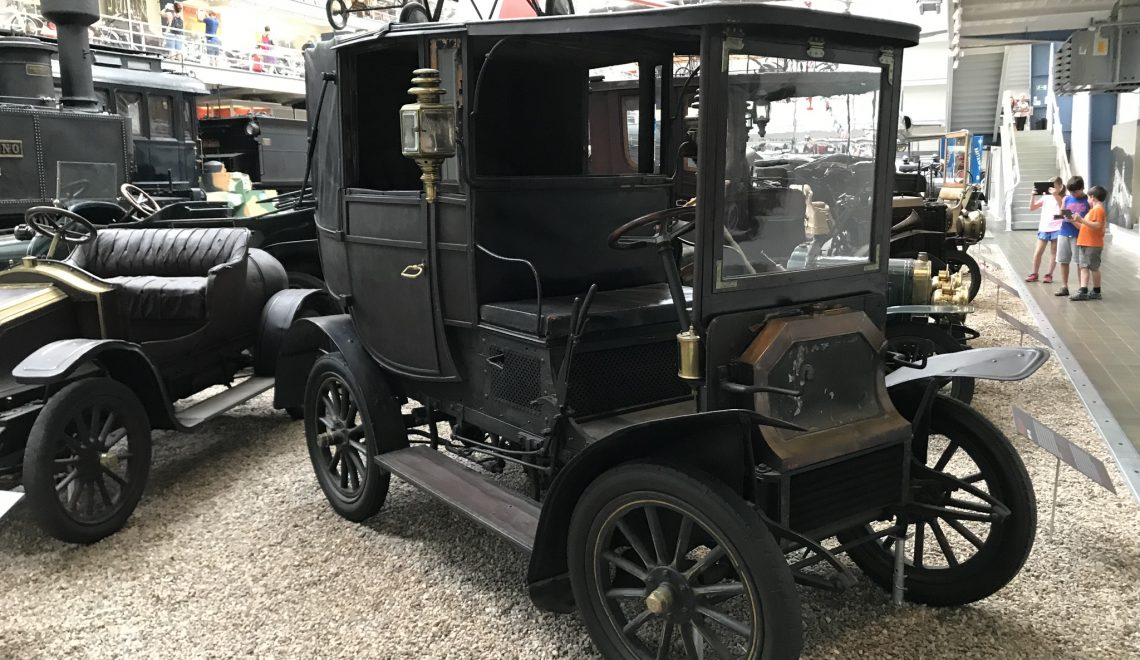 Automobil: Velox 8/10 HP, 1908–1909