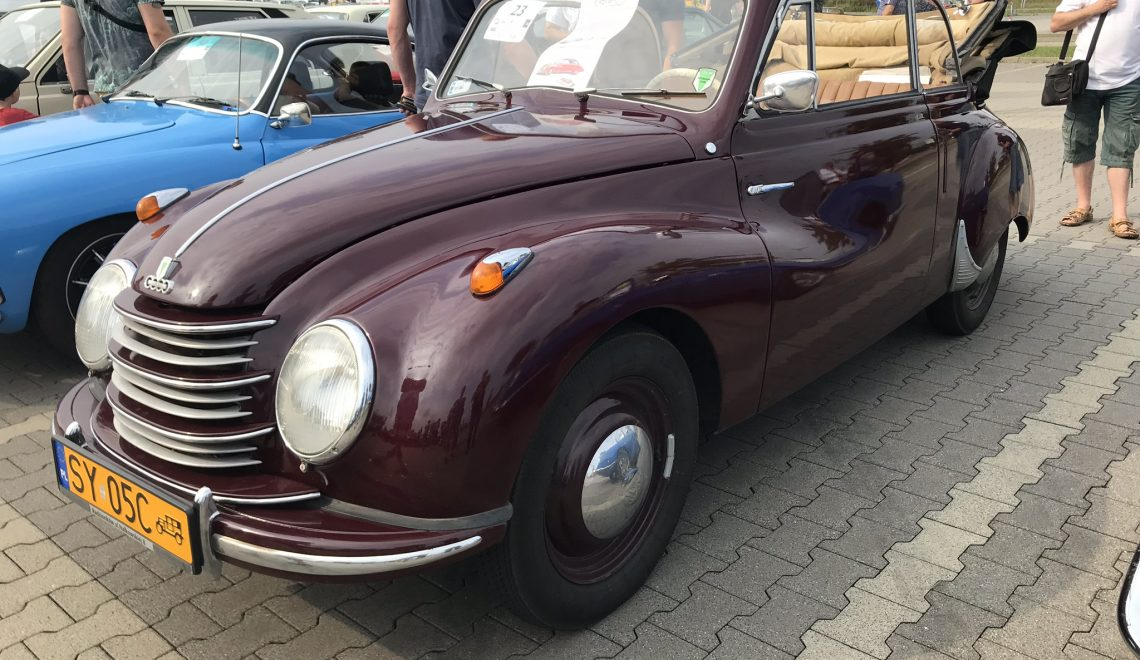 DKW F89 Cabriolet: 5010 sztuk