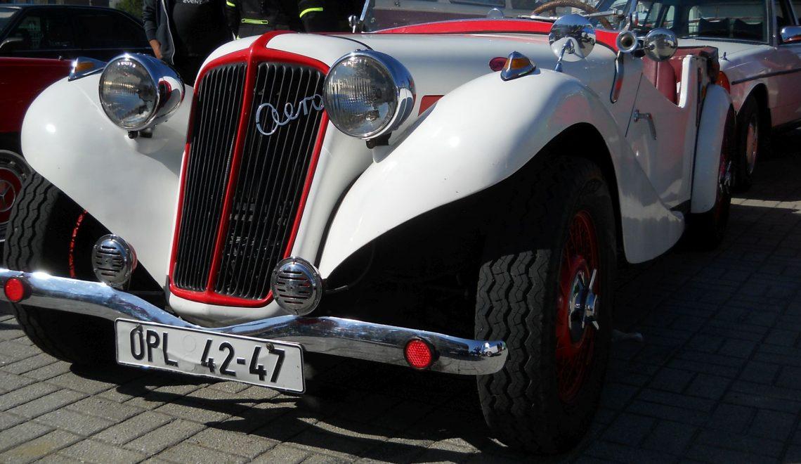XIX Międzynarodowy Zlot Miłośników Dawnej Motoryzacji
