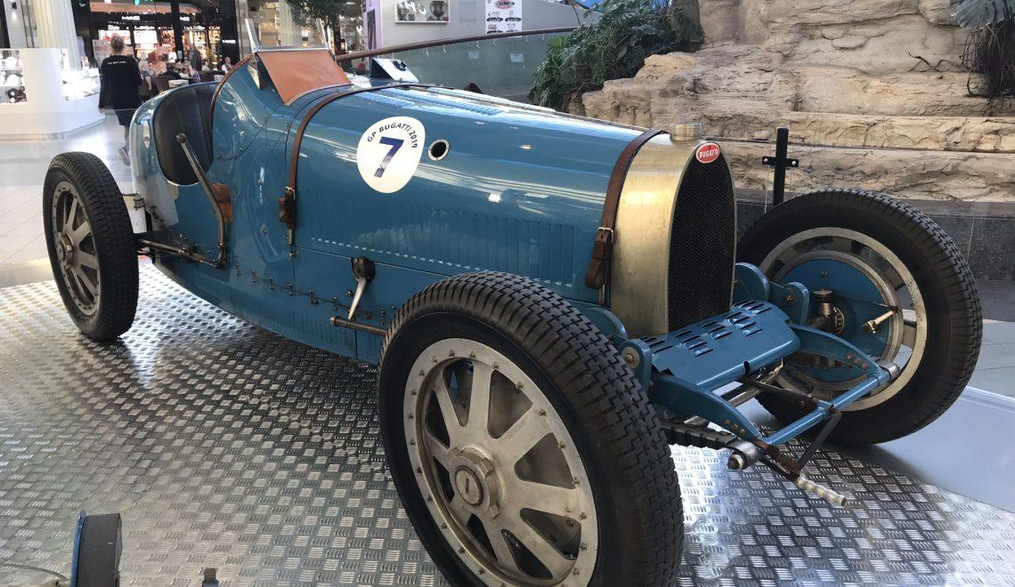 Bugatti T35 Nostalgic Edition