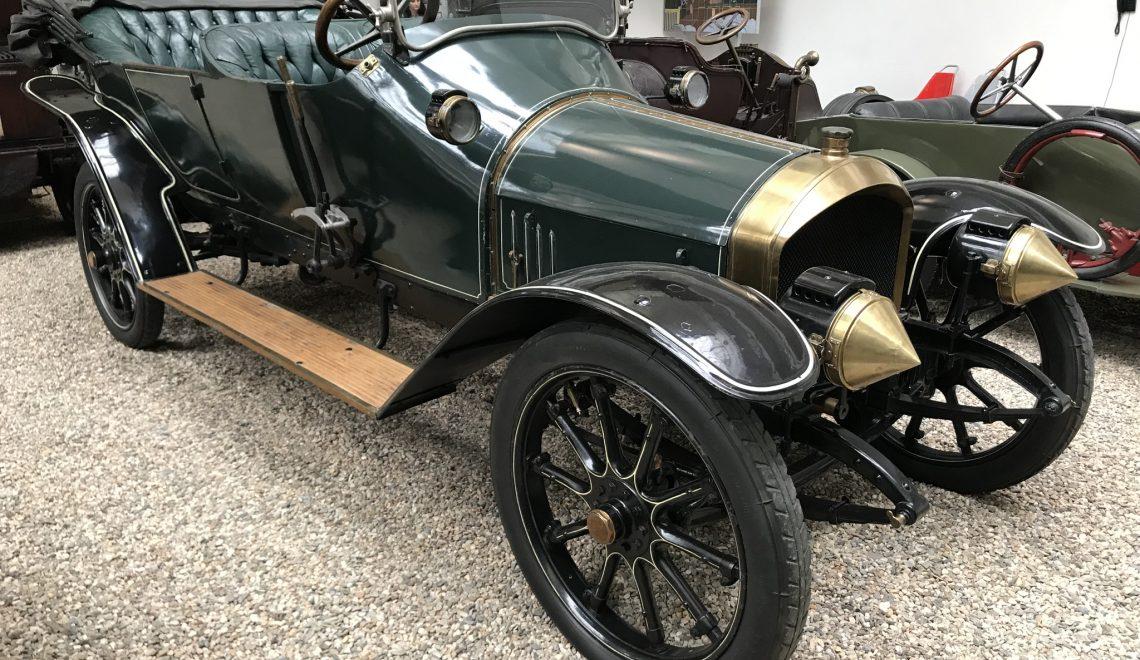 Najstarsze Audi na Świecie: Audi 10/26 HP