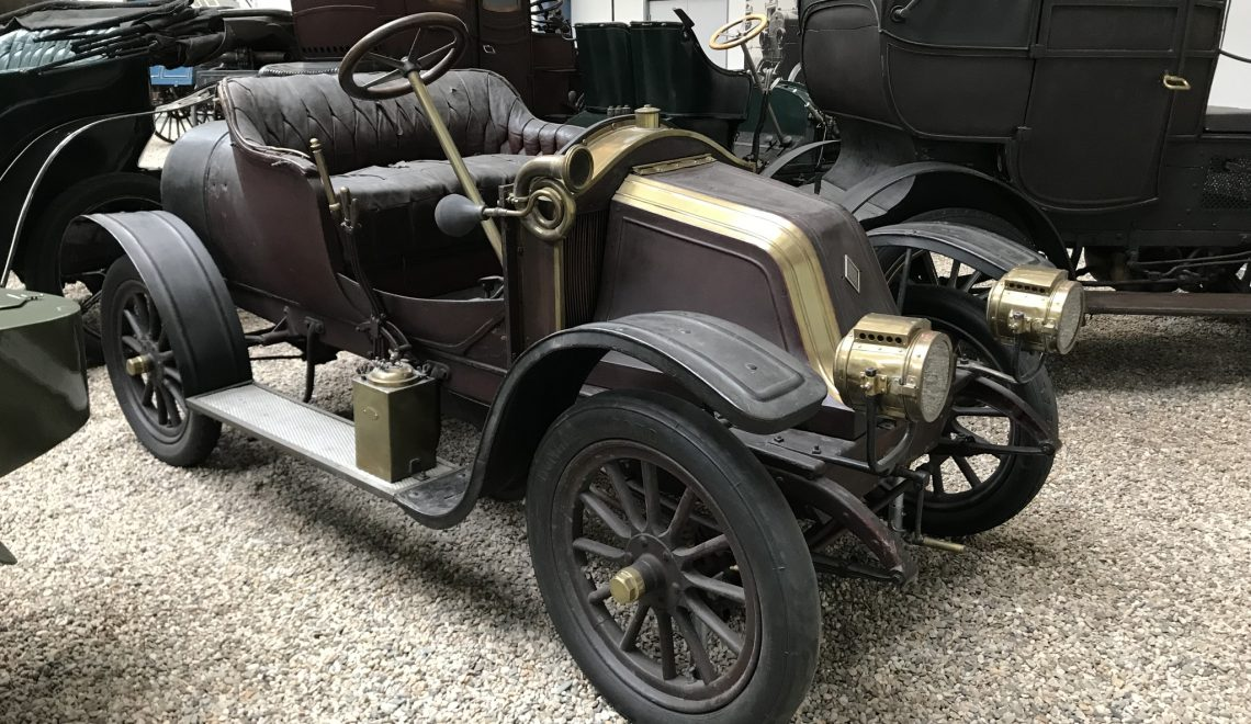 Renault AX, 1909