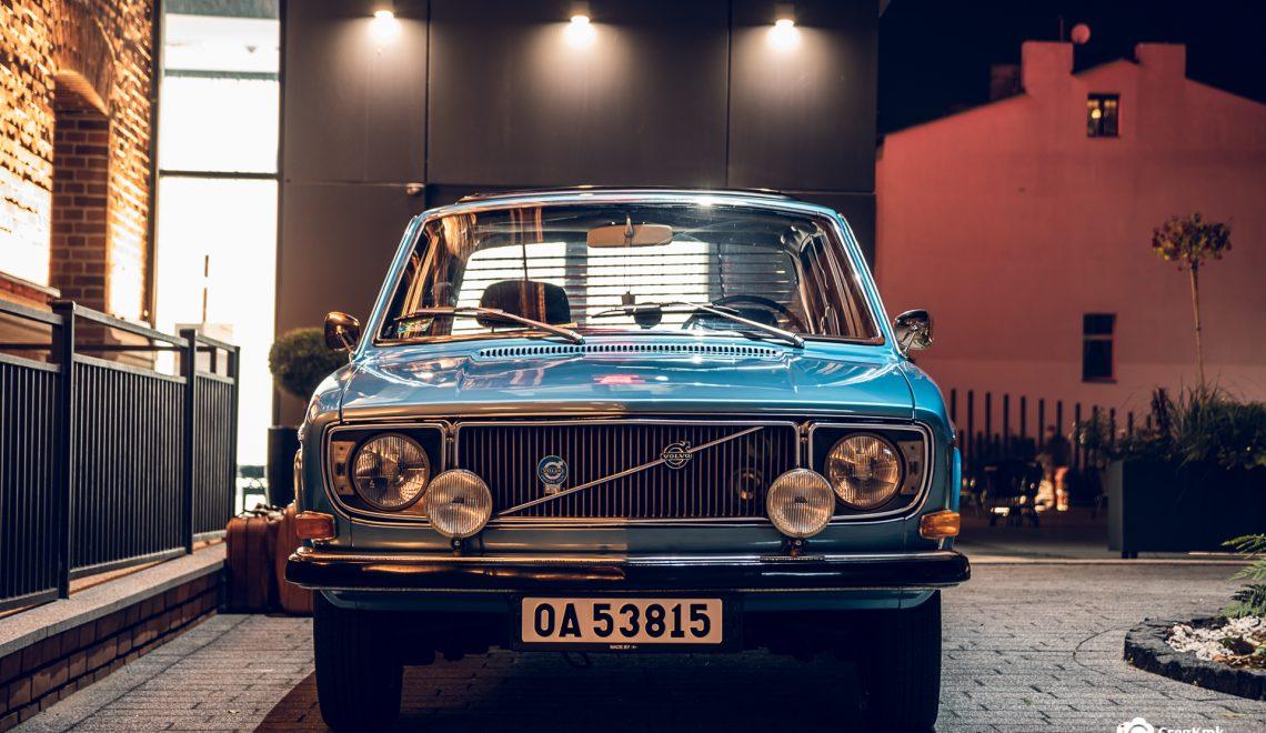 Volvo 144 GL: klasyk listopada 2019