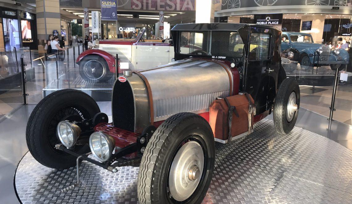 Tylko 1 sztuka: Bugatti T37 La Mouche
